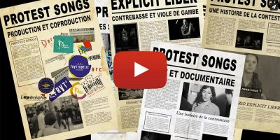 Teaser protest songs - Play